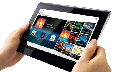 Sony Tablet Roadshow