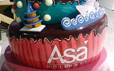 ASA Holidays Anniversary Prop