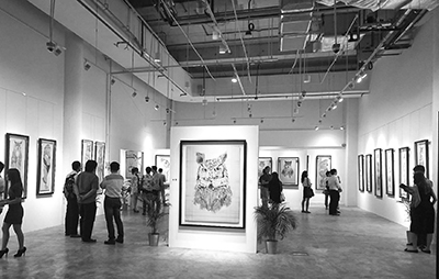 Art Space @ Suntec City