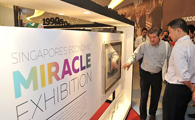 SG's Economic Miracle Exhibition