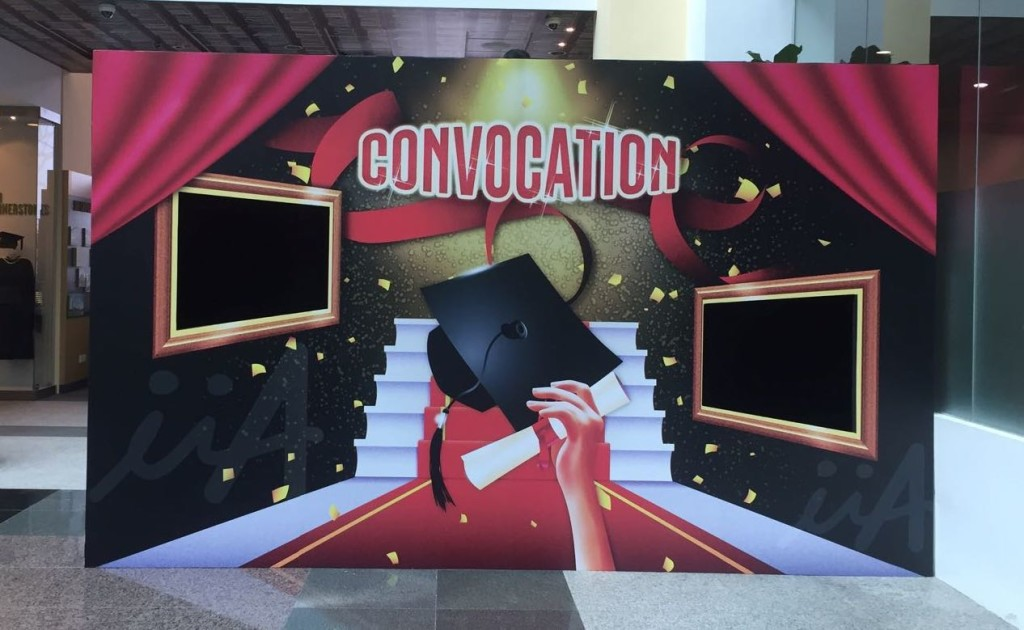 Convocation @ SUSS